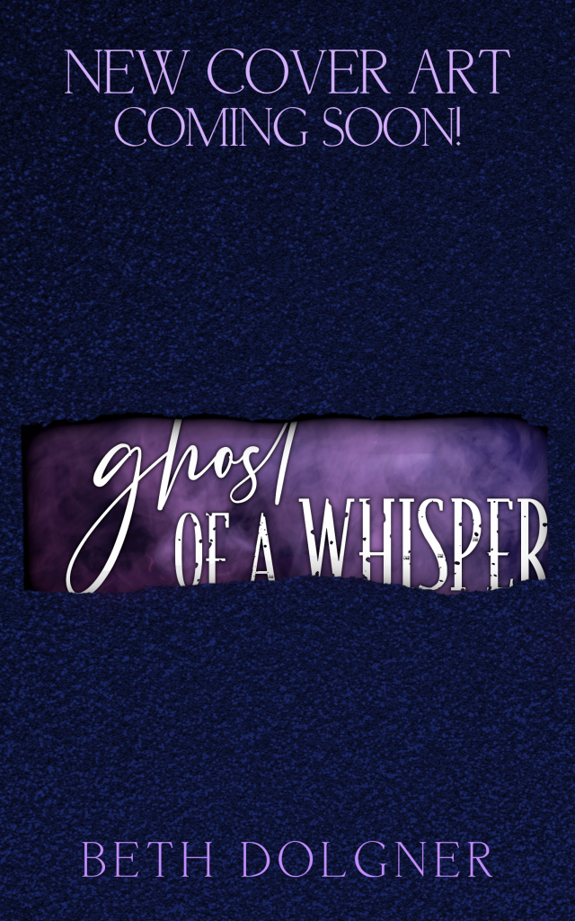 Book Cover: Ghost of a Whisper