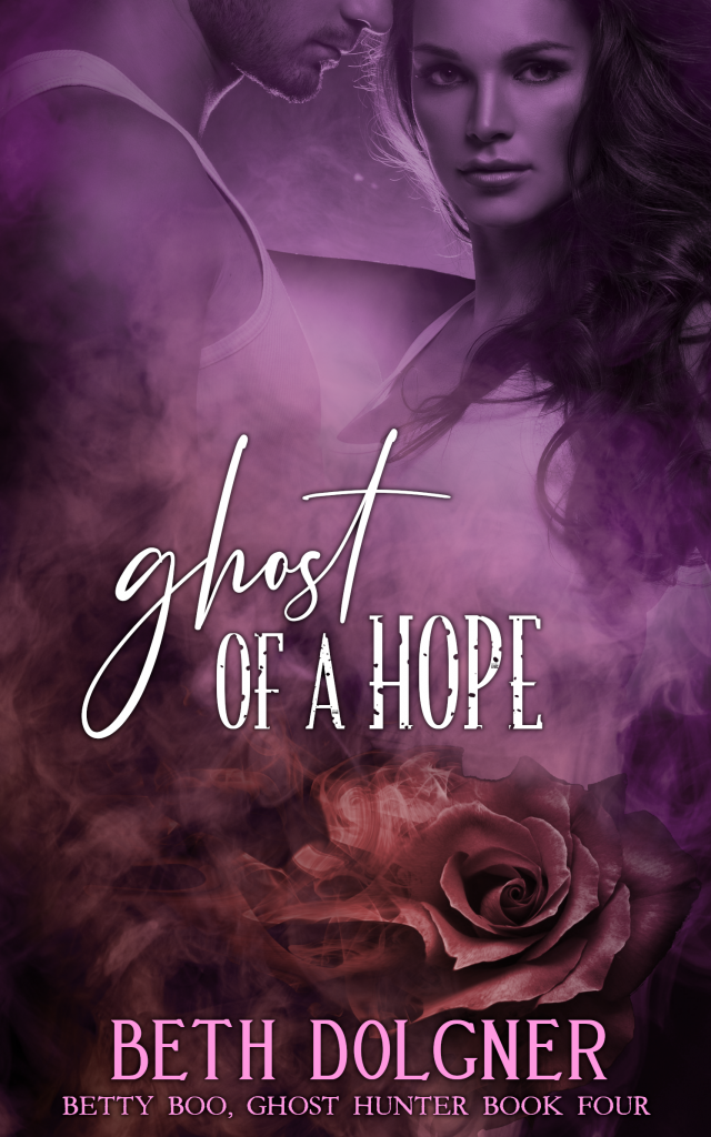 Book Cover: Ghost of a Hope